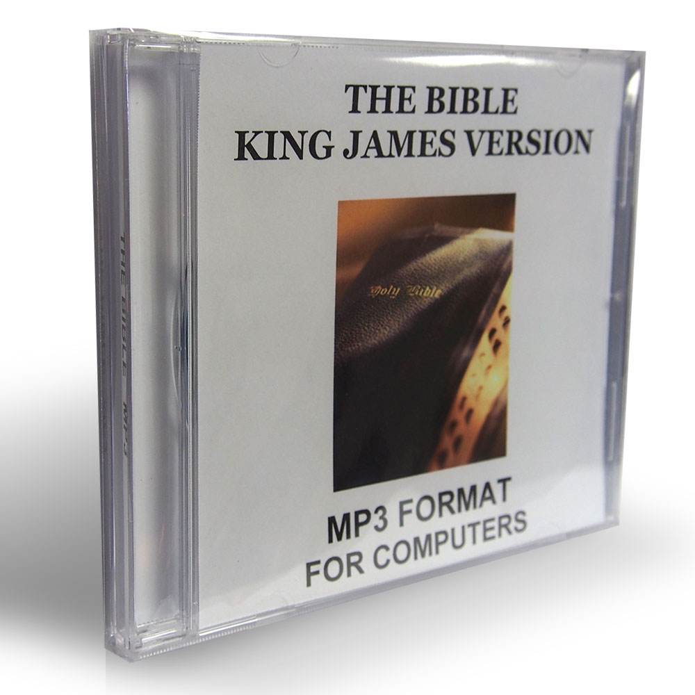 Bible on MP3