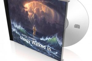 Mercy Walked In - Music CD by Donny Reagan