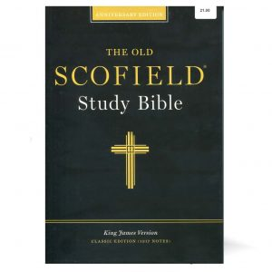 The Old Scofield Study Bible