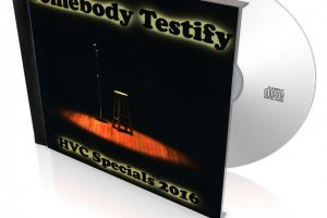Somebody Testify - CD