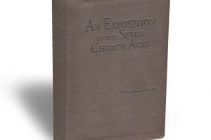 Seven Church Ages - Leather Bound